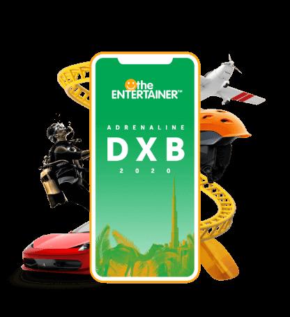 Adrenaline Dubai 2020