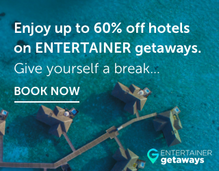 ENTERTAINER getaways
